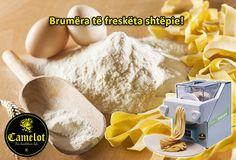 """Makaronabërës Imperial Tech - Bëni ndjenjat tuaja të arrijnë në maksimum duke krijuar shijet tuaja të shëndetit me pajisjen superbashkëkohore Camelot Casa di """"Frescopasta"""". Spaghetti Noodles, Healthy Life, Healthy Living, Noodles, Noodle"""