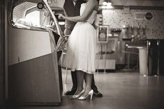 Ice Cream Parlor, Juke Box, Love....