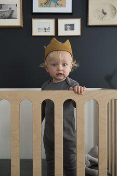 Oeuf Fawn Crib and Bassinet   Nursery   Little Gatherer