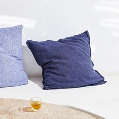 Coussin - Linen and milk