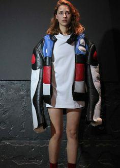 Motorcycle Jacket, Streetwear, Jackets, Fashion, Street Outfit, Down Jackets, Moda, Fashion Styles, Fashion Illustrations