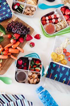 Five lunchbox luncha