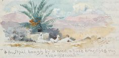 Lilias Trotter, sketches.
