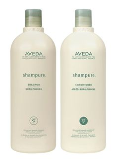 Aveda's Shampure infuses hair with a calming pure-fume aroma of 25 flower and plant essences. http://www.aveda.com/ShopAveda.tmpl?SalonID=26791
