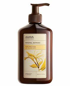 Look good do good! Eco-friendly beauty packaging AHAVA BUY NOW!