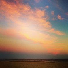 Sunset at Altona Beach