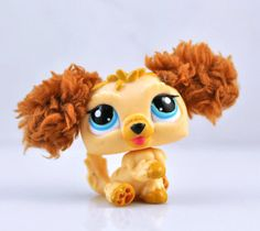 Littlest Pet Shop Collection Child Girl Figure Cute Toy Loose Rare LPS552t