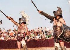 Resultado de imagen de fotos de gladiadores romanos