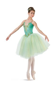 Costume Gallery   Water Lily Ballet Costume