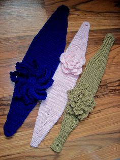 Cute head bands...easy to make?