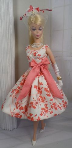 Dolled Up for Silkstone Barbie