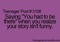 I feel like this happens many times while trying to explain stories about you guys lol @Holly Meyers, @Heidi Feyereisen, @Ashley Langer, @Amelia Maciejewski