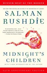 Midnight's Children: A Novel (Modern Library 100 Best Novels) by Salman Rushdie - Random House Trade Paperbacks Good Books, Books To Read, My Books, Amazing Books, Music Books, This Is A Book, Love Book, Salman Rushdie Midnight's Children, Salman Rushdie Books
