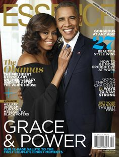 Yesterday, Essence magazine revealed its October cover featuring President…