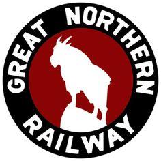 Cheyenne /& Northern Railway Sticker Decal R1074 Railroad YOU CHOOSE SIZE