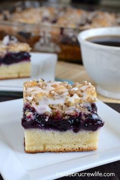 Southern living blueberry coffee cake recipe