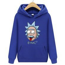 72e1ca786d2 2018 New Men Brand Hooded Hoodies Streetwear Hip Hop Mens Hoodies And  Sweatshirts Hoody Rick Morty Suprem Hoodies