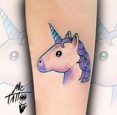 Image result for unicorn tattoo