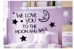 art wall stickers home decor for kids rooms bathroom mirror tile islamic wall paper diy kitchen poster door picture wall decals-in Wall Stic...