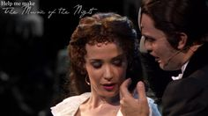 "Music Of The Night. (""Phantom"" 25th anniversary performance at the Royal Albert Hall)"