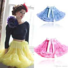 Short Tutu Skirt Party Dresses Soft Tulle Puffy Girls Bridesmaid Gowns Cheap Bust Skirts Kids Adult Pettiskirt Formal Wear 2016 Ptt001 Cheap Party Dresses For Juniors Ivory Party Dress From Marrysa, $22.45| Dhgate.Com
