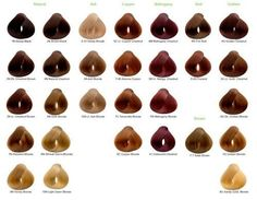 Naturtint colour chart http www nombox co uk index php route