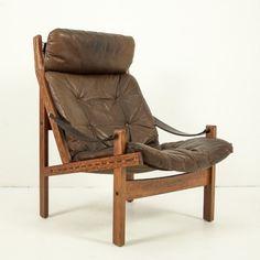 Located using retrostart.com > Lounge Chair by Torbjørn Afdal for Unknown Manufacturer