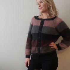 Sorbet, Sweater Cardigan, Knit Crochet, Dresser, Instagram Posts, Instagram Hashtag, Satin, Sweaters, Cardigans