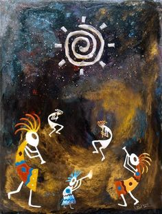 Spirit Dance Canvas Print / Canvas Art by Paul Tokarski
