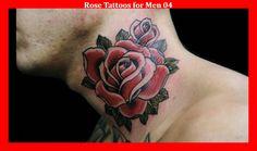 Rose Tattoos for Men 04
