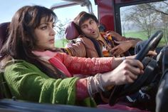 Pallavi Sharda and Ranbir Kapoor in a still from 2013 Indian comedy movie Besharam.