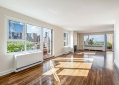 ONE OF A KIND!!  GORGEOUS ART DECO 3 BEDROOM CENTRAL PARK VIEWS & WRAP AROUND TERRACE