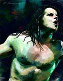 GD Portrait - Patricia Demoraes   Paintings & Prints, People & Figures, Celebrity, Musicians   ArtPal