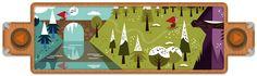 Doodle - 200° anniversario delle Fiabe dei fratelli Grimm #3