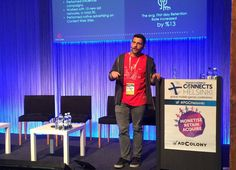 #Gamedesign Kerem Alemdar GramGS talks at #PGCHelsinki #gamedev #indiedev #indiegame #gamedesign http://pic.twitter.com/q0vaFiCYEe  Cumali Öğretm   Game Design top (@Game_Des1gn) September 5 2016