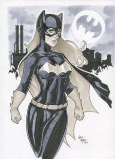 Batgirl by TheGraphicNovelist