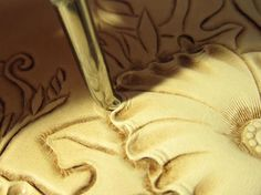 1b42589e950d Гравировка по коже - базовые навыки (кожевники!) - Ярмарка Мастеров - ручная  работа, handmade
