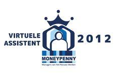 Moneypenny organiseert dit jaar voor het eerst de 'Virtuele Assistent 2012' award