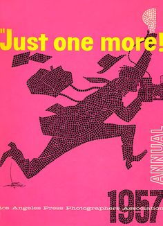 Just One More! 1 9 5 7  cover by Karl Hubenthal (1917-1998)