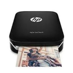 Looking for a COOL Christmas present? GO for HP Sprocket Photo Printer, print photos from your smartphone or tablet as easily as you post them. Make time with friends more memorable with instantly sharable 5 x 7.6 cm (2 x 3-inch) snapshots or stickers of every fun-filled moment for €129.99 only offer at InkCartridgesIreland
