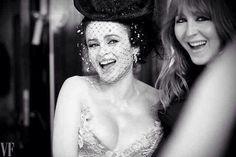 Helena Bonham Carter  Vanity Fair 2014