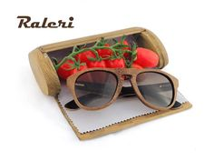 ECOlution is here!  #bamboo #sunglasses #raleri #eyewear