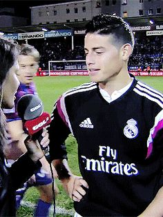 Isco and James