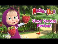 Masha e o Urso - 🌻 Viva! Verão! Férias! 🏝️ - YouTube Travel Activities, Henna Designs, Kids And Parenting, Youtube, Dawn, About Friendship, True Friendships, Masha And The Bear, Living Alone