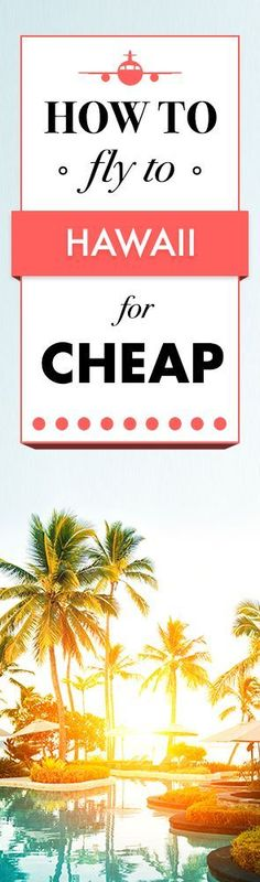 Get the best deals on flights to Hawaii at BookingBuddy!