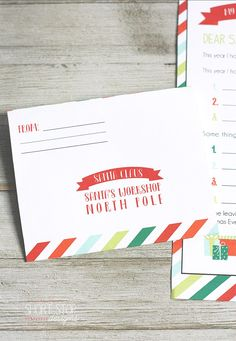 I've been wanting to make a Santa Letter Printable for a while, and my kids were so excited when I was finally done. They've been anxiously waiting to write Santa a letter and send it i… Santa North Pole, Santa Letter Printable, Santas Workshop, Dear Santa, Free Printables, Christmas Crafts, Letters, Writing, Toddlers