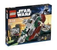 Lego Star Wars - Slave I (8097) , pris: 599,00 kr.