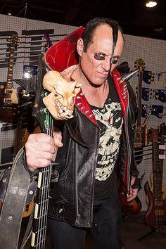 Jerry Only, Misfits Band, Danzig Misfits, Namm Show, Punks Not Dead, Social Distortion, Halestorm, Evanescence, Psychobilly