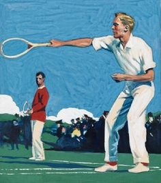 Edward Hopper - Tennis Players
