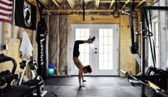 I want my next garage gym to look like this.  This is where I will train T.E.A.M.S.